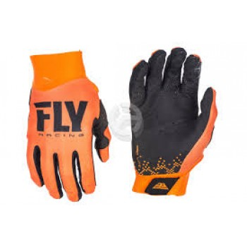 Перчатки FLY RACING PRO LITE GLOVES ORANGE SZ 13 371-81813