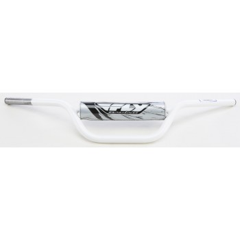 Руль квадроцикла белый FLY RACING  1010 CARBON STEEL HANDLEBAR ATV WHITE 18-93245