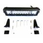 Диодная лампа 2 ряда 72W 30см 6000K LB100