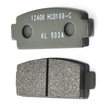Колодки задние ATV Z8 /Z6 9060-081010