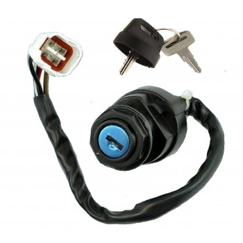 Замок зажигания для квадроцикла Yamaha Kodiak 400 /Grizzly 600 Big Bear 4GB-82510-10-00 /4GB-82510-12-00 /4BD-82510-11-00 /4GB-82510-00-00 /4GB-82510-10-00 SW100CA