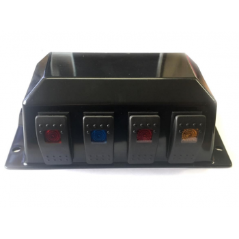Панель с 4 кнопками для Polaris RZR 1000 /RZR 900 2881987 Kemimoto LTS-K4 /FTVDP006