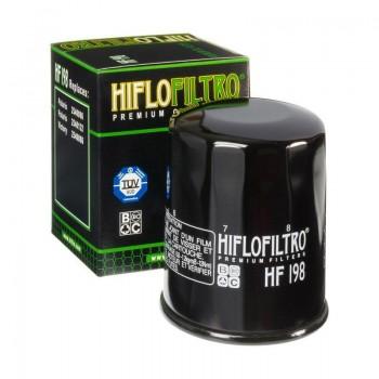 Фильтр масляный квадроцикла Polaris RZR /Sportsman /Ranger /Ace 2540086 /2540122 HIFLO FILTRO HF198