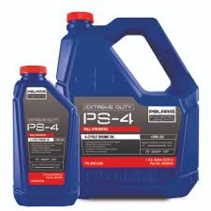 Масло моторное оригинальное 10w50 Polaris PS-4 Extreme Duty 4литра 2878919
