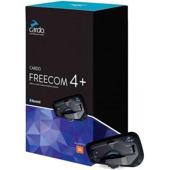 Мотогарнитура CARDO FREECOM 4+ JBL SINGLE FRC4P001