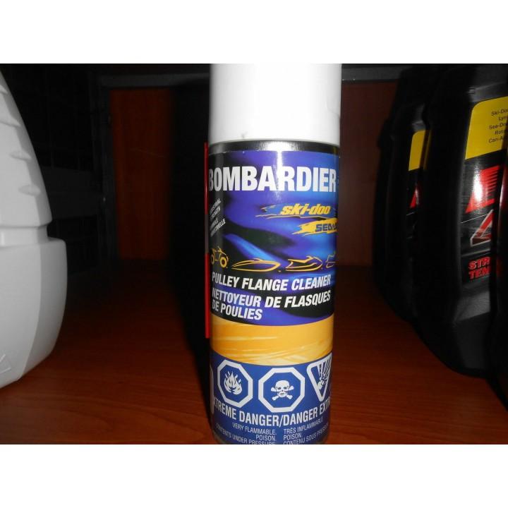 Масло промывочное для трансмиссии BRP Pulley flange cleaner 413711809