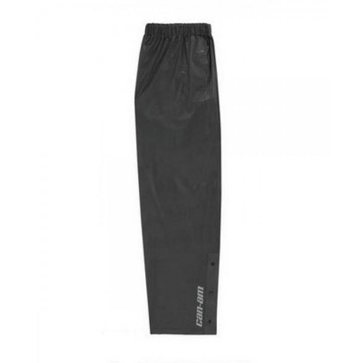 Брюки дождевые водонепроницаемые MUD Pants Matte Black L BRP 2861280993
