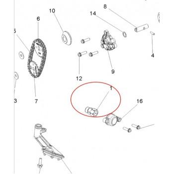 Клапан регулятора Polaris Sportsman 570 14+ 2521400 /2521459