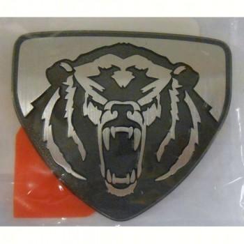 Эмблема 3D Yamaha Grizzly / Rhino 700/550/450/400/350 3B4-26232-00-00 3B4-26232-01-00