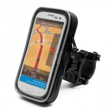 Держатель телефона /навигатора влагозащитный на руль квадроцикла /снегохода /мотоцикла TSK TYPE 167