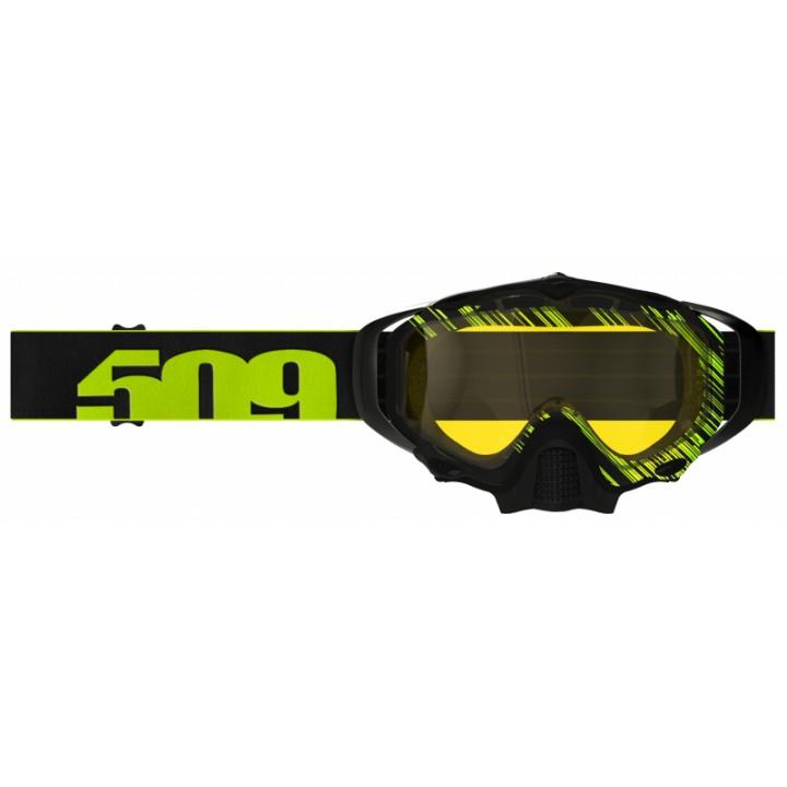 Очки 509 Sinister X5, взрослые (Hi-Vis Black) F02001900-000-501
