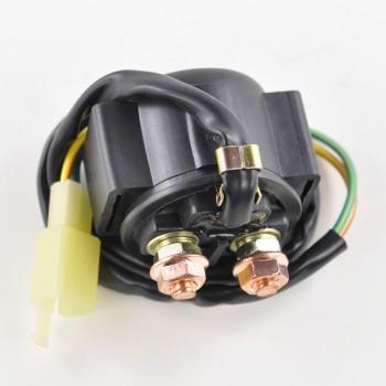 Реле стартера Honda GoldWing GL 1800 01-17 3850-MCA-A61 /35850-MZ0-J10 /35850-MCA-003 /35860-MCA-701 /35850-MCA-701 /Polaris RZR 170 0452761 /Phoenix 200 /Suzuki 31401-35F10 /31401-40F00 /31401-18G00