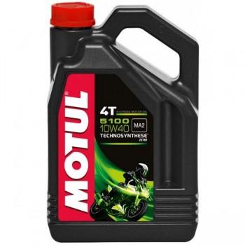 Моторное масло Motul 5100 Ester 4T 10W40 4литра 104068/101388/017969