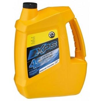 Синтетическое снегоходное масло в двигатель 0W20 BRP XPS 4T 293600154 /293600155 4л