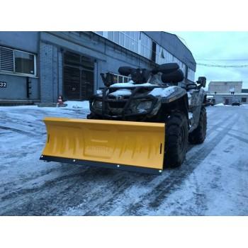 Отвал снегохода универсальный с креплением 40.SL9045