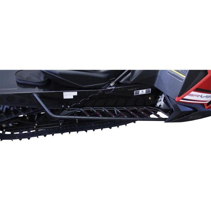 Подножки снегохода Arctic Cat XF High Country /M серия 12+ /Yamaha Viper SPG Bret Rasmussen 241-03012B /ACAFRB200-BR-FBK