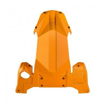 Защита днища снегохода оранжевая Ski-Doo G4 860201442