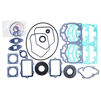 Полный комплект прокладок с сальниками снегохода Ski-Doo 600 HO MX Z / SKANDIC / SUMMIT / EXPEDITION 420889920, 420889922, 420889923, 420889930, 09-711278 Winderosa 711278 /12-4283