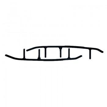 Коньки с карбидовым кантом 10см для лыж Blade и снегоходов LYNX 605349378 /860200959 /605349375 /605349376 /605349527 /605349528 /605349530 /505073493