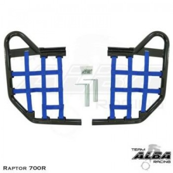 Ловушки с сетками Yamaha Raptor 700  Alba Racing 197-T1-BLACK/BLUE