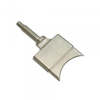 Лопатка-гильотина выпускного мощностного REV-клапана снегохода Ski-Doo /BRP 600 MXZ /GTX /GSX /Summit 03+ 420854650 SP1 SM-09653 /12-59561
