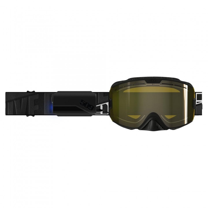 Очки 509 Kingpin Ignite с подогревом, взрослые (Whiteout) F02000100-000-801