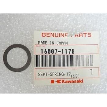 Шайба седла клапана квадроцикли Kawasaki BRUTE FORCE 750/650 16007-1104 / 16007-1144 / 16007-1178