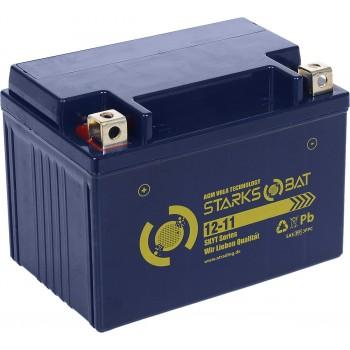 Аккумулятор для квадроцикла/снегохода StarksBat YT 12-11 (YTZ12S, YTZ14S)