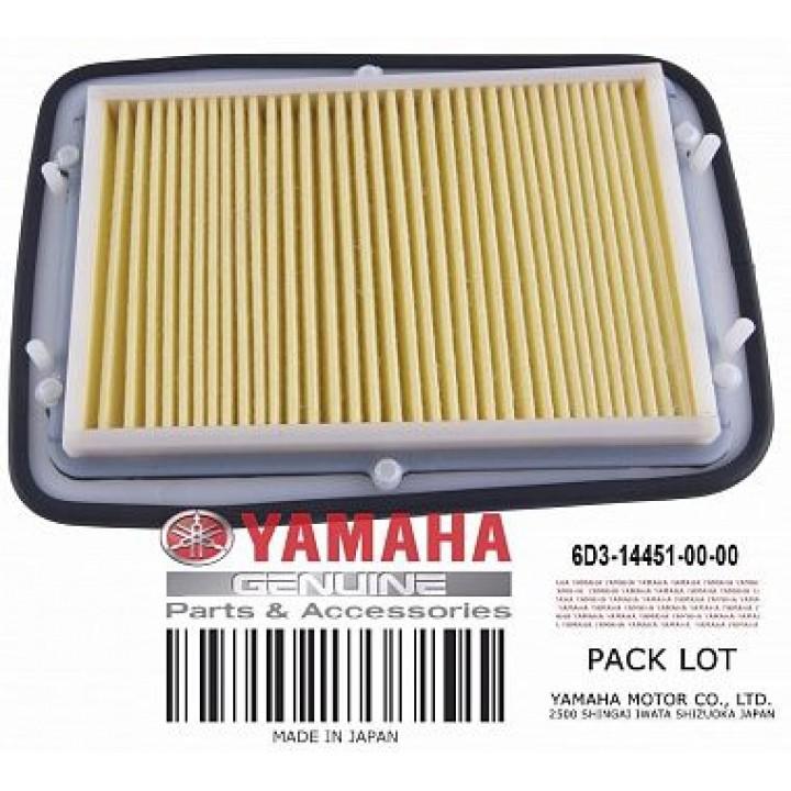 Воздушный фильтр гидроцикла Yamaha WaveRunner VX /VX CRUISER /VX 2009+ 6D3-14451-00-00