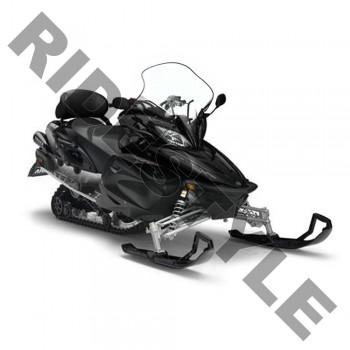 Стекло снегохода STD 2мм Yamaha RS Venture SMA-8FA96-50-BK 8ET-77210-20-00 /8ET-K7210-20-00 12-9902