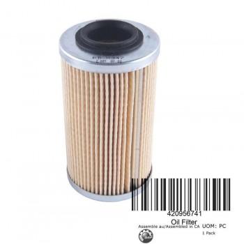 Фильтр масляный BRP/CanAm/Skidoo 420956740 , 420956741