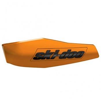 Оранжевые вставки в защиту рук снегохода Ski-Doo 860201457