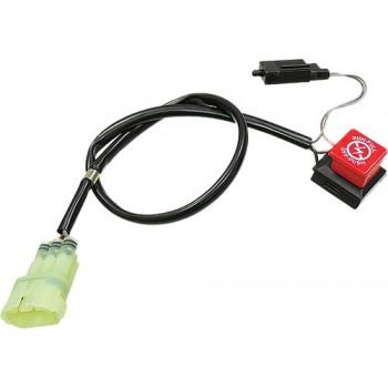 Кнопка аварийной остановки двигателя снегохода Polaris IQ /Dragon /RMK 4011540, 4012270, 4013382, SM-01559, 27-01526