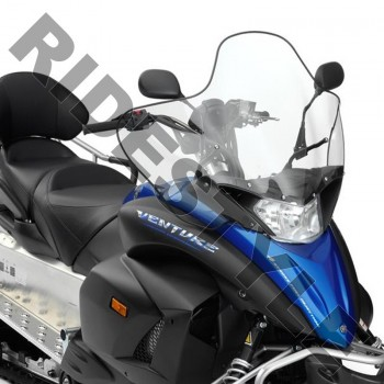 Ветровое стекло снегохода Yamaha Venture Multi Purpose /Nytro XTX 8GJ-77210-10-00 /8GJ-K7210-00-00