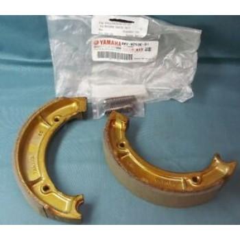 Оригинальные тормозные колодки задние Yamaha Grizzly 600 4WV-W2536-00-00, 4GB-W2536-00-00, 4WV-W2536-01-00