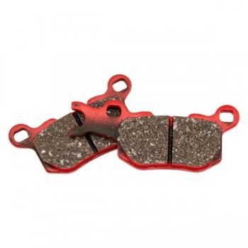 Тормозные колодки задние левые карбон Can-Am Maverick X3 / Defender / Traxter 715900379 EBC FA685X