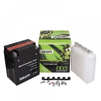 Аккумулятор Atom YTX14AHL-BS MF