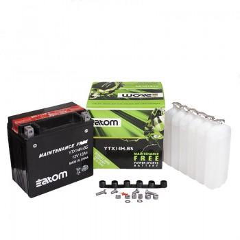 Аккумулятор ATOM YTX14H-BS MF