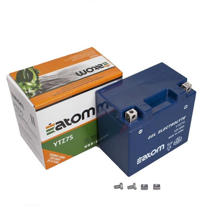 Аккумулятор ATOM YTZ7S