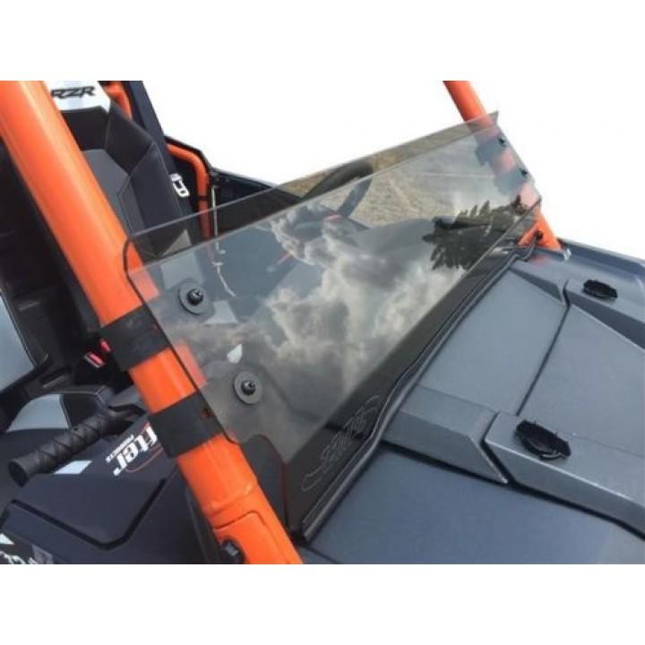 Стекло ветровое половинка тонорованное для Polaris RZR 1000/S/4 14+, 900/S 15+ EMP 12848-Tinted