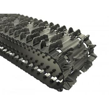 Гусеница снегохода Yamaha 8KM-47110-00-00 /Arctic Cat 2602-485 /2602-394 /2602-865 Composit Talon 45 (129 x 16 x 1.77, pitch 2.86) DD01000