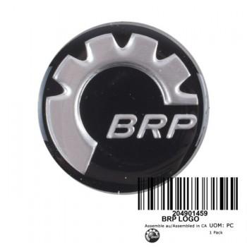 Логотип BRP на бак квадроцикла 35мм Outlander 400 204900626, 516010443, 204901459
