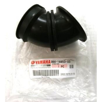 Патрубок короба воздушного фильтра Yamaha Grizzly 700/550 3B4-14453-00-00