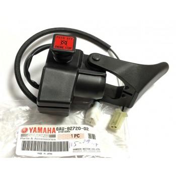Курок газа в сборе с блоком управления Yamaha Viking 540 2003+ 8AU-82720-01-00 /8AU-82720-00-00 /8AU-82720-02-00