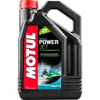 Мотор/масло MOTUL Powerjet 2T (4 л) 101239