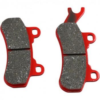 Тормозные колодки передние /задние правые Can-Am Maverick X3 715900387 /715900380 EBC FA683O /FA683X /FA683TT