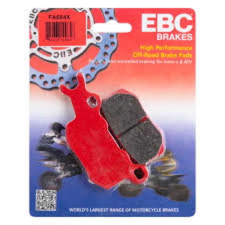 Тормозные колодки задние правые карбон Can-Am Maverick X3 / Defender / Traxter 715900380 EBC FA684X