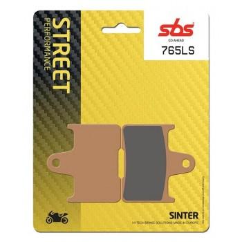 Тормозные колодки SBS, задние SUZUKI Sinter 765LS