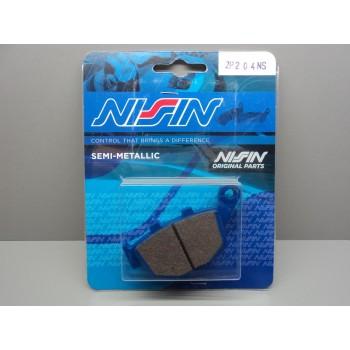 Тормозные колодки Nissin 2P-204NS