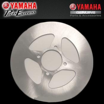 Тормозной диск задний оригинальный Yamaha YFZ450 04-05 / Raptor 350 04-13 5TG-2582W-00-00